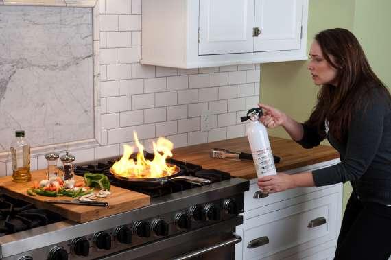 Artículo Extintores Cocina 2