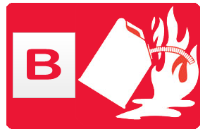 fuego clase b