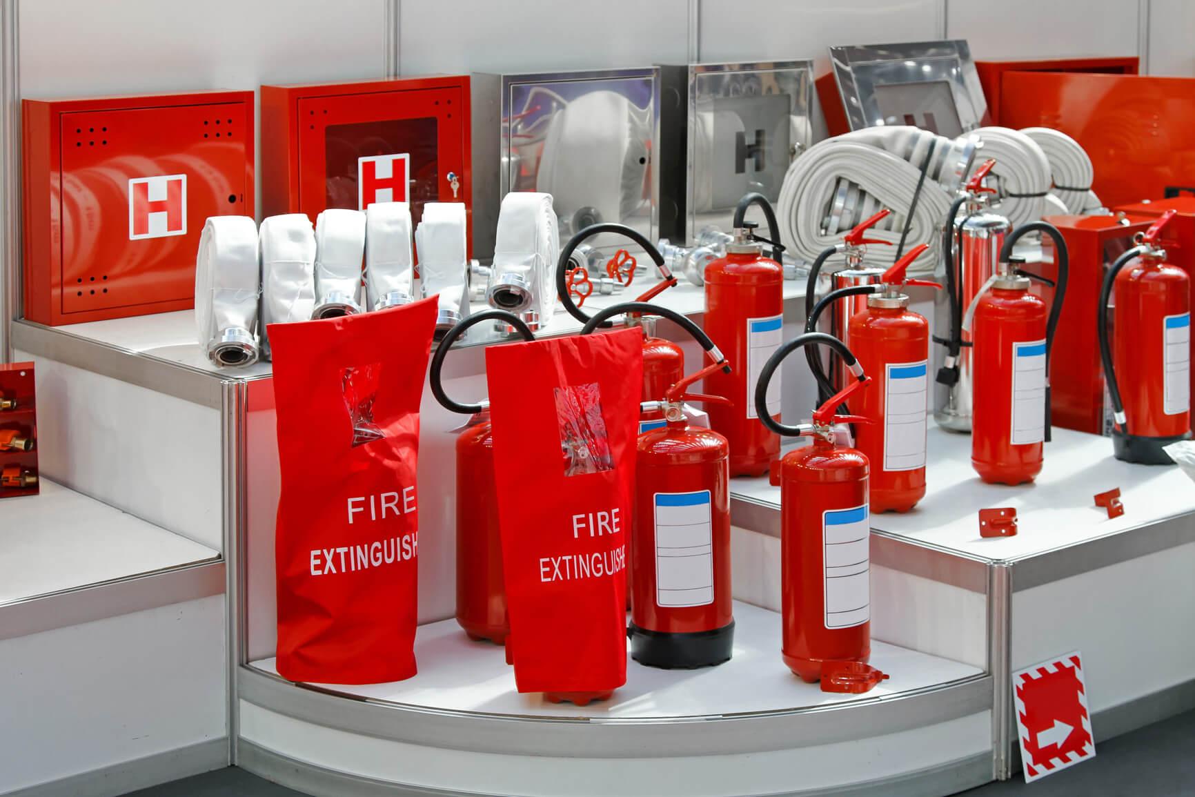 todo en protección contra incendios
