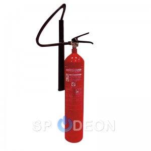 Extintor de CO2 de 5 kg