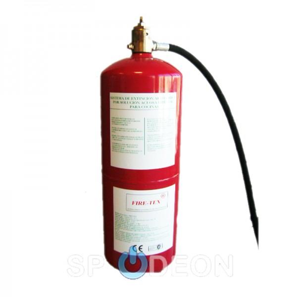Sistema-de-extinción-automática-especial-para-cocinas-FIRE-TEX-®-CONFIGURABLE.-Equipo-para-instalar-tubo-de-acero-inox-no-incluido.--Incluye-4-rociadores.